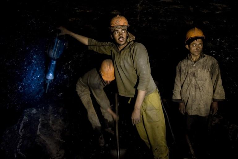 Glavni potencijal Afganistana je rudarstvo i izvoz sirovina, lakih i obojenih metala (EPA)
