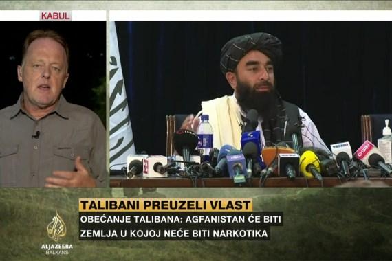Cilj prvog obraćanja – pokazati mekšu stranu talibana
