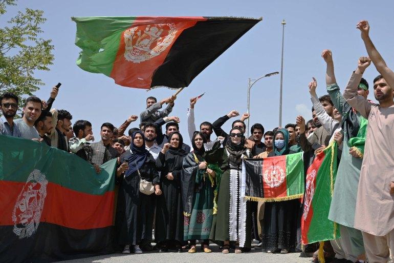 Afganistanci slave Dan nezavisnosti u Kabulu (AFP)
