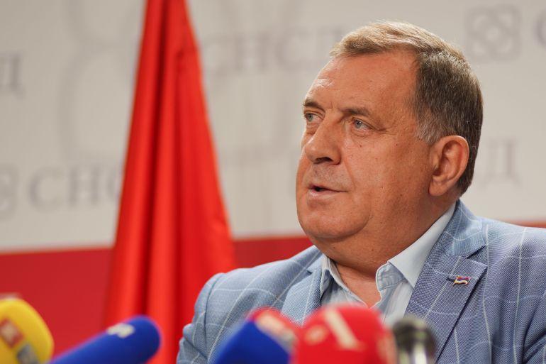 Rečenice Milorada Dodika jedino se mogu razumjeti kao priprema za neka nova istrijebljenja (Dejan Rakita/PIXSELL)