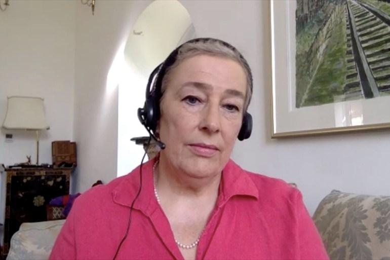 Yvonne Ridley uhvatili su talibani dok je pokušavala preći iz Pakistana u Afganistan 2001. godine (Anadolija)