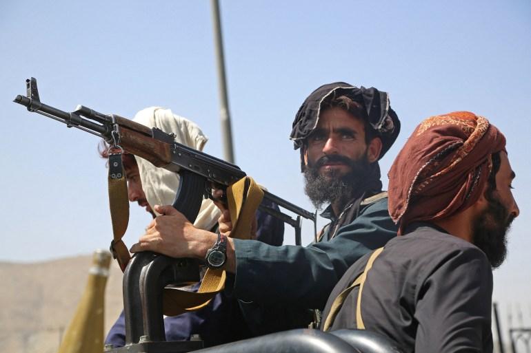 Talibani su brzom akcijom preuzeli vlast u Kabulu (AFP)