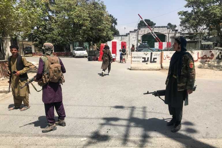 Hashmat Ghani je rekao da talibani trebaju učiniti sve da ohrabre investitore u Afganistanu (Reuters)