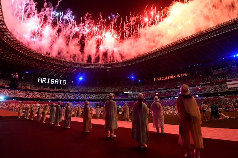 Sportisti SAD-a Tokio napuštaju kao najuspješnija nacija sa osvojenih 113 medalja (Reuters)