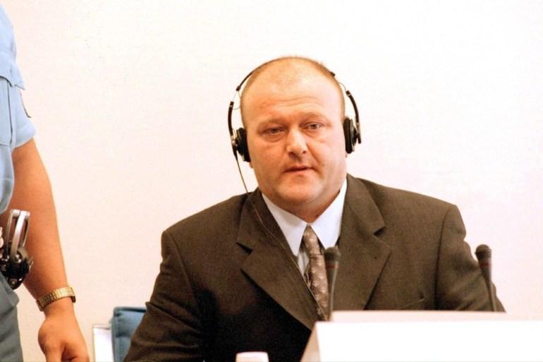Hrvatska potražuje Martinovića zbog ubistva Jasmine Đukić u Mostaru 1996. godine (EPA)