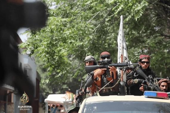 Talibani dilema za tehnološke gigante