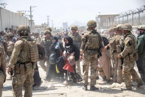 Prema sporazumu s talibanima, SAD mora otići iz Afganistana do 31. augusta (AFP)