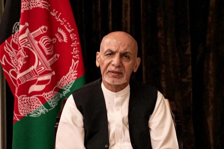Odlazak iz Kabula bila je najteža odluka u mom životu, kazao je Ashraf Ghani (AFP)