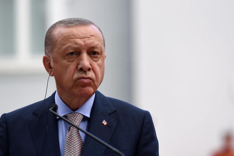 """""""Kulturni rasizam univerzalni je problem koji ne pogađa samo nas i naše građane, već i sve strance i doseljenike u Evropi"""", rekao Erdogan (EPA)"""