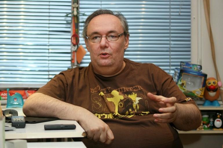 Osim stripova, Zoran Janjetov bavi se i ilustracijom i grafičkim dizajnom (Aleksandar Jovanović - Ustupljeno Al Jazeeri)