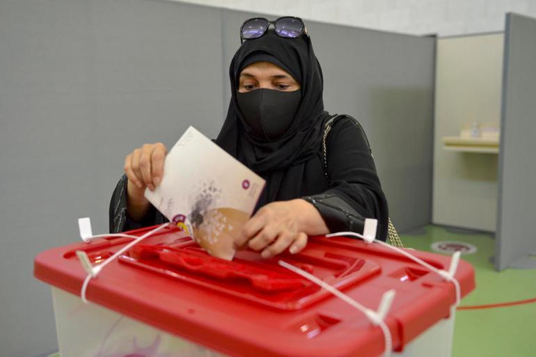 Prema službenim podacima na izbore je izišlo 63,5 posto birača, što je mnogo više nego na lokalne izbore 2019. godine (EPA)